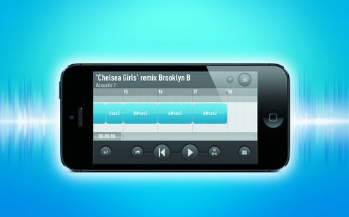 Quiconque peut créer de la musique de qualité professionnelle en quelques minutes grâce à l'appli