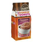 New Dunkin' Donuts(R) Bakery Series(R) Cinnamon Coffee Roll Flavored Coffee (PRNewsFoto/The J.M. Smucker Company)
