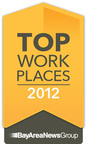 Bank of Commerce Mortgage Named Top Work Place in the Bay Area.  (PRNewsFoto/Bank of Commerce Mortgage)