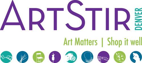 ArtStir Denver 2013 - Memorial Day Weekend Marketplace for Colorado Artists