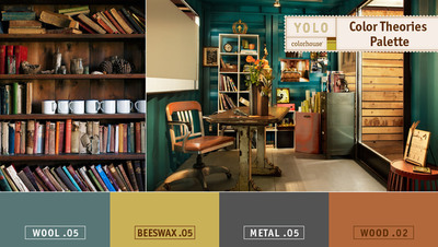 YOLO Colorhouse Announces 2014 Color Trend Palettes - MarketWatch