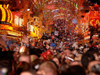 Fremont Street Experience to Rock in the New Year with Downtown Countdown New Year's Eve Celebration