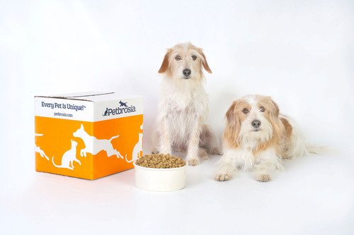Introducing Petbrosia.com, The First Pet Food Custom Designed For Each Pet Based On Breed, Weight And Age.  (PRNewsFoto/Petbrosia.com)