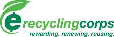 eRecyclingCorps logo.  (PRNewsFoto/eRecyclingCorps)