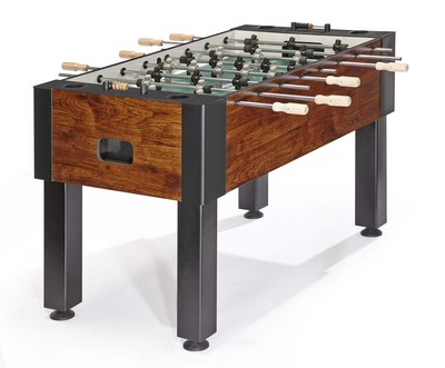 Brunswick Billiards' Scorer Foosball Table (PRNewsFoto/Brunswick Corporation)