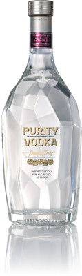 Purity Vodka bottle (PRNewsFoto/Purity Vodka)