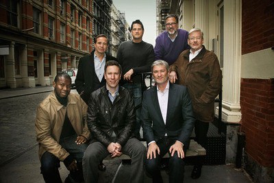 McKinney expands footprint to New York.  (PRNewsFoto/McKinney)