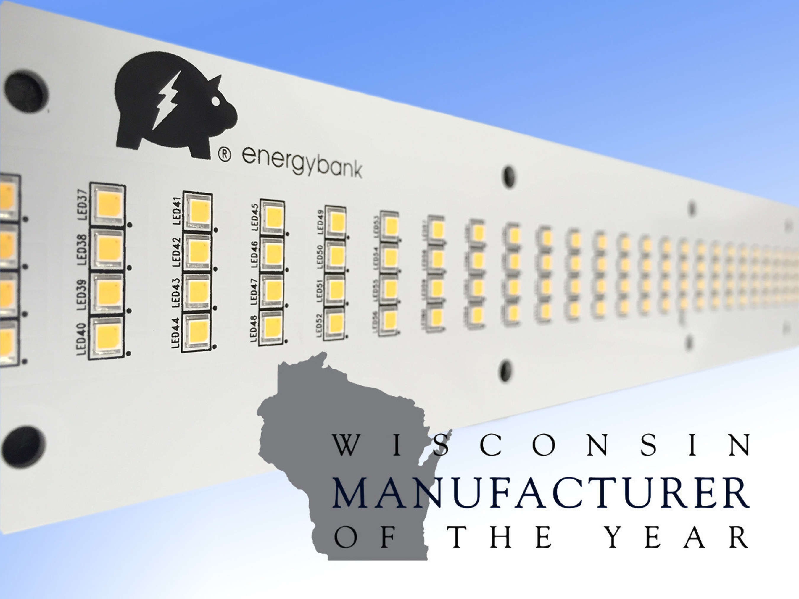 energybank nominated for Wisconsin Manufacturer of the Year Award. Founder & CEO Neal Verfuerth has won 3 times previously. http://www.energybankinc.com