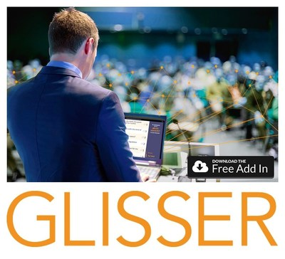 UK Startup GLISSER Announce $1m Investment & Expansion into US Event Tech Market