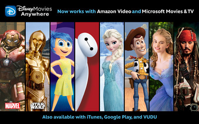 Now there are even more ways to watch your favorite Disney movies with @DisneyAnywhere