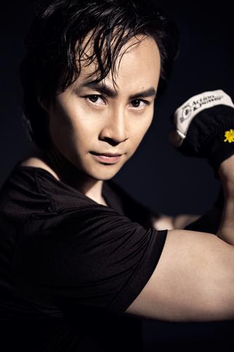Tiger Chen. (PRNewsFoto/Crimson Forest Entertainment)