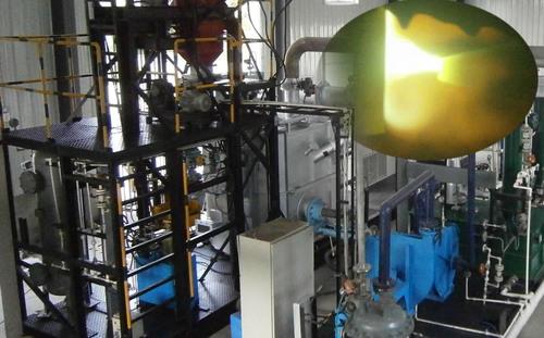 PEAT International's plasma-arc system in Shanghai, China.  (PRNewsFoto/PEAT International, Inc.)