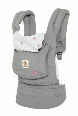 ERGOBABY INTRODUCES RIBBONS CARRIER IN SUPPORT OF SUSAN G. KOMEN(R)