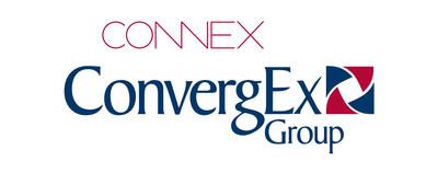 ConnEx and ConvergEx logos (PRNewsFoto/ConvergEx Group)