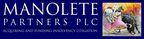 Manolete Partners PLC Logo