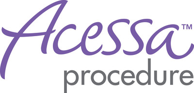 Acessa Procedure Logo 2013.  (PRNewsFoto/Halt Medical, Inc.)