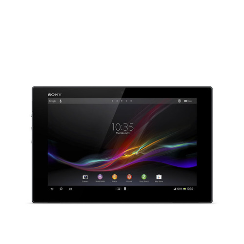 Sony Introduces Xperia® Tablet Z 4G LTE in the United States