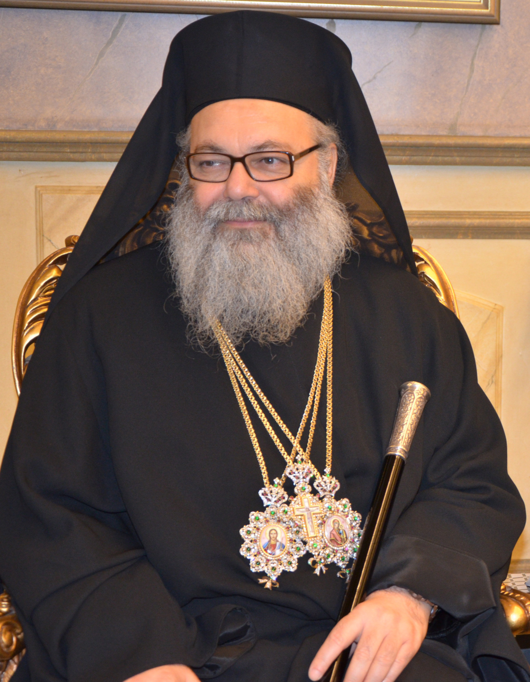 His Beatitude Patriarch John X, Patriarch of Antioch & all the East