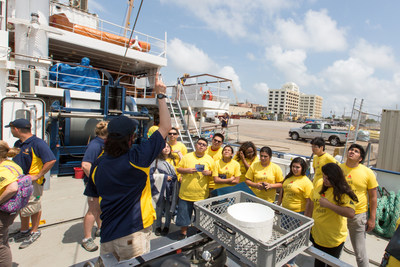 CITGO and Ocean Exploration Trust Continue to Promote STEM Education By Opening the Doors of the Exploration Vessel (E/V) Nautilus to Louisiana and Texas Schools