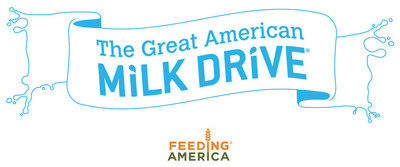 The Great American Milk Drive Makes it Easy to Sweeten the Season and Help Families in Need