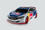 Honda Debuts 2016 Civic Coupe Racing Livery to Compete in 2016 Red Bull Global Rallycross Series