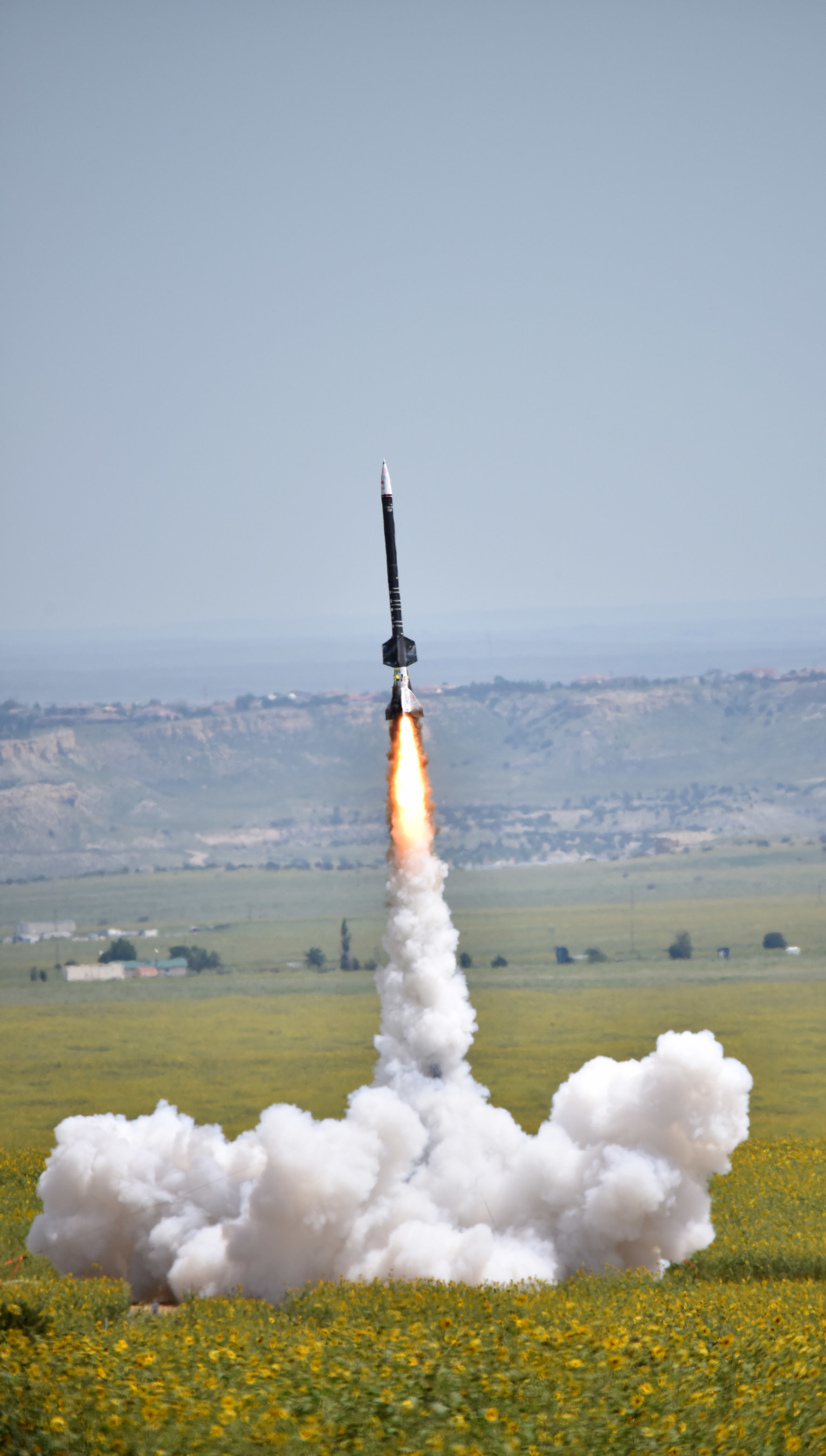 United Launch Alliance and Ball Aerospace 2015 Student Rocket Launch Takes STEM Education to New Heights