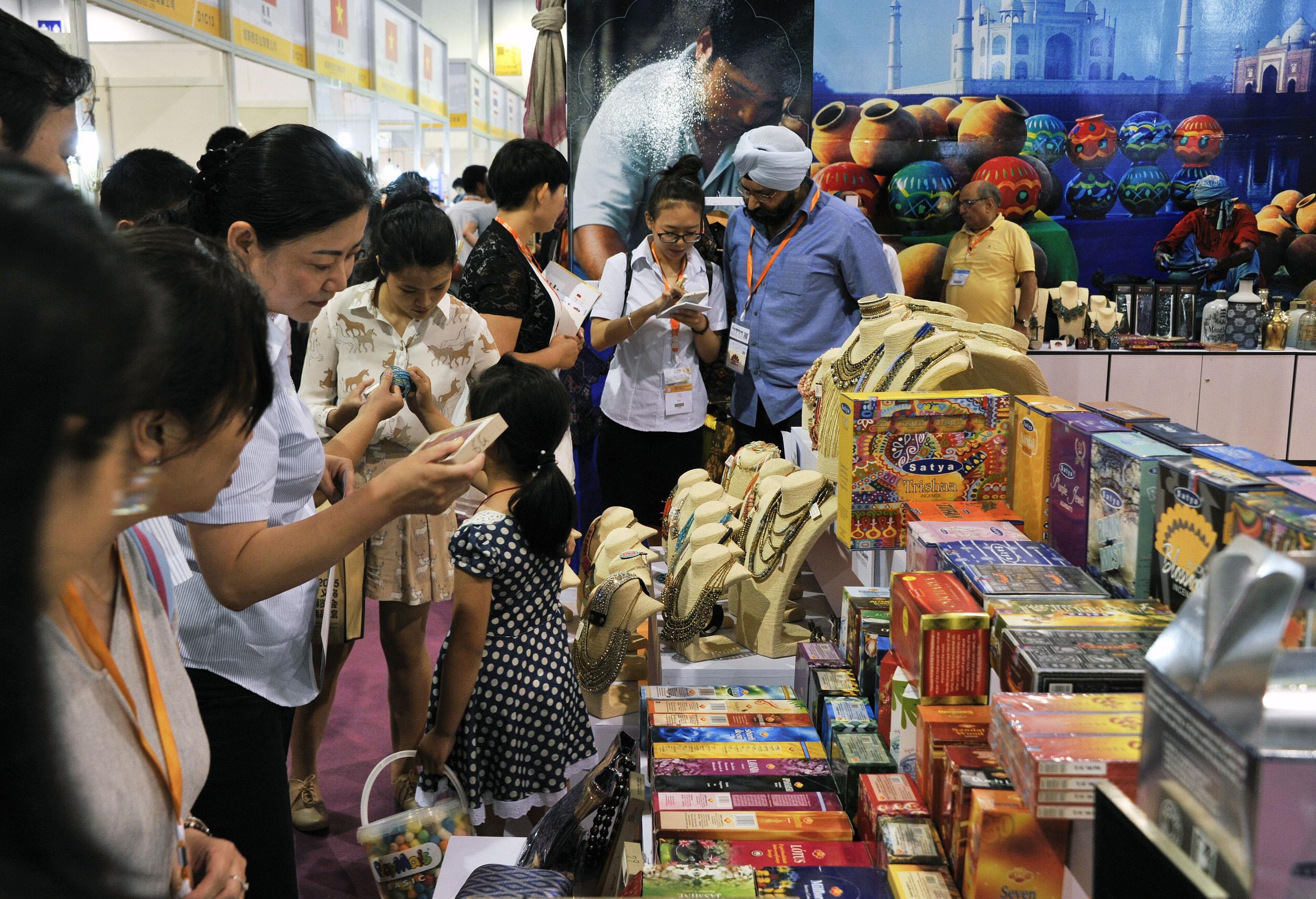 Yiwu zhromaždilo 1 500 vystavovateľov a stáva sa bránou pre malé a stredné podniky v krajinách