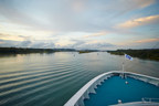 Cruise ship captains and their guests get a front row seat to amazing destinations including the Panama Canal. (Photo credit: Princess Cruises)