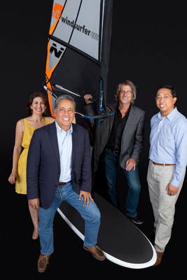 SHR CEO, Rod Jimenez and executives.