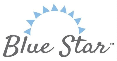 Blue Star Coloring Logo