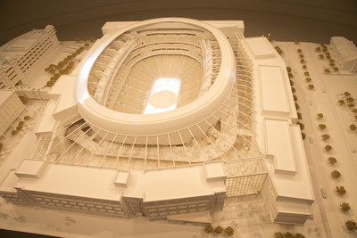 Events Center Model