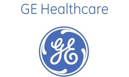 GE Healthcare Logo.  (PRNewsFoto/iBio, Inc.)