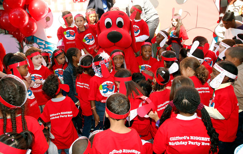 'Clifford's BIGGEST Birthday Party Ever' Kicks Off 50th Anniversary Celebration
