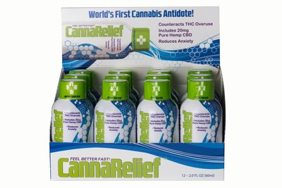 CannaRelief case