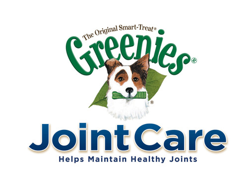 Introducing GREENIES® JointCare Treats for Dogs