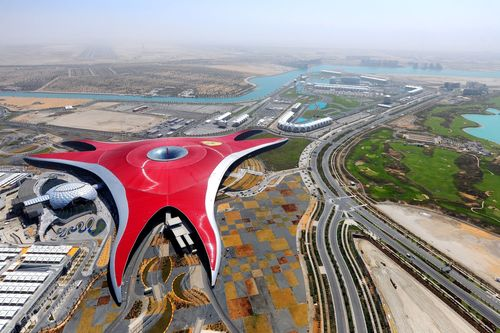 Indians Among the Largest Visitor Contingents to Ferrari World Abu Dhabi