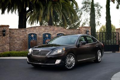 Hyundai Named Top Automotive Brand In Strategic Vision's Total Value Awards.  (PRNewsFoto/Hyundai Motor America)