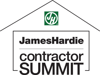 James Hardie Contractor Summit Inspires Business Growth in the New Year; Top sales and marketing speakers on hand January 27-29 in Dallas.  (PRNewsFoto/James Hardie)