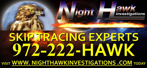 """""""Delivering world class accuracy on skip tracing services is what sets NightHawk Investigations apart from its competitors."""" - Joe Hayes, President & CEO.  (PRNewsFoto/NightHawk Investigations, Inc.)"""