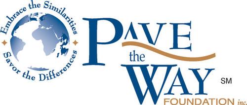 Pave the Way Foundation Logo. (PRNewsFoto/Pave the Way Foundation) (PRNewsFoto/PAVE THE WAY FOUNDATION)