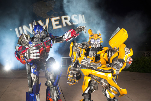 Universal Orlando Resort anuncio que su nueva mega atraccion sera la popular TRANSFORMERS: The Ride - 3D. La ...