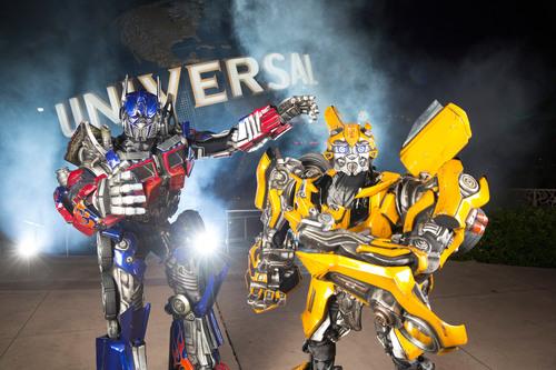 Transformers: The Ride 3-D Llega a Universal Orlando Resort