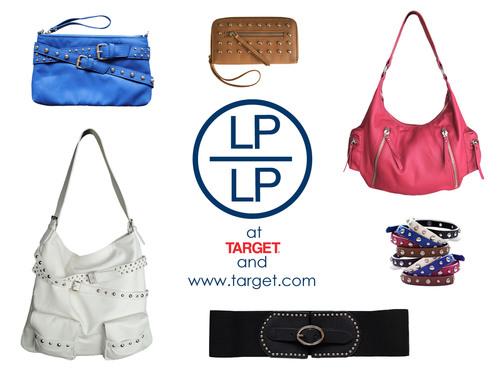 'LPLP by Linea Pelle' Debuts at Target