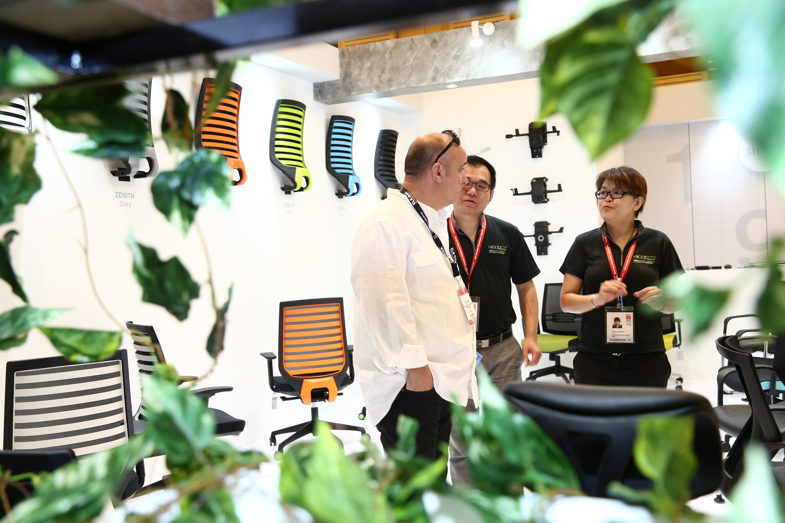 MIFF 2017 launches MIFF OFFICE to highlight its office furniture section
