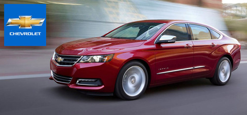 Learn more about the 2014 Impala redesign today.  (PRNewsFoto/Osseo Automotive)