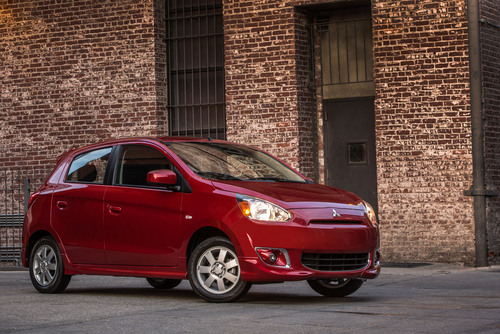 Mitsubishi Unveils Highly Fuel-Efficient All-New 2014 Mirage, Details Upcoming Outlander PHEV at