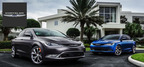 The Chrysler 200, which will be released later this year, has been completely redesigned for the 2015 model year.  (PRNewsFoto/Briggs Auto Group)