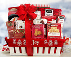 GiftBasketsOverseas.com Adds Your Logo to International Corporate Gifts