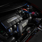 HPD Supercharger Kit for the Honda CR-Z Sport Hybrid (PRNewsFoto/American Honda Motor Co., Inc.)