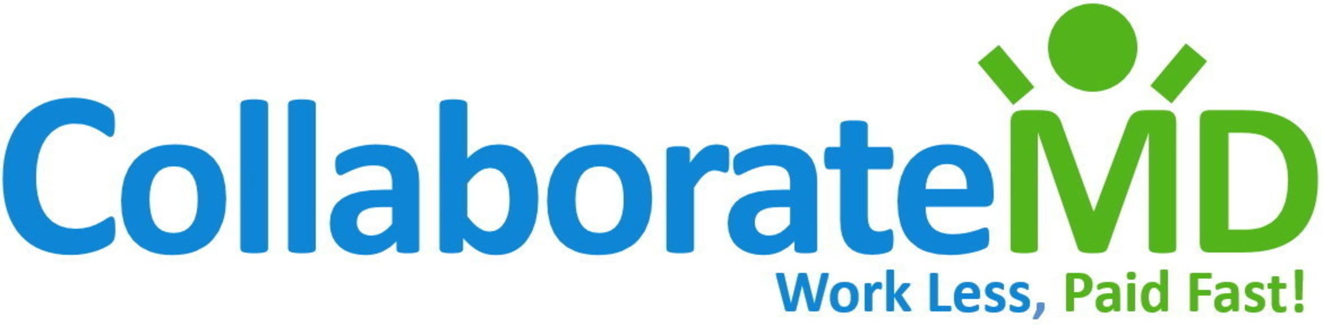 CollaborateMD Logo (PRNewsFoto/CollaborateMD)